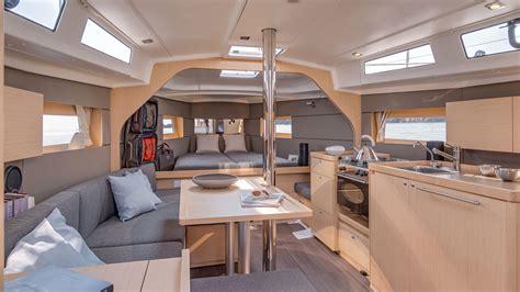 Boat Review Beneteau Oceanis 35  Sail Magazine