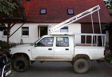 dachzelt selber bauen expeditionsfahrzeuge