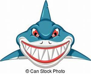 Evil cartoon shark Stock Photo Images. 179 Evil cartoon ...