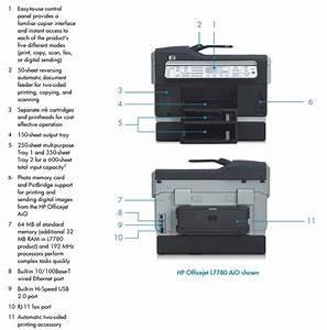 25 Hp Officejet 6500 Parts Diagram