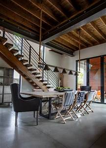 Contemporary Industrial Home In Atlantic Beach  Florida