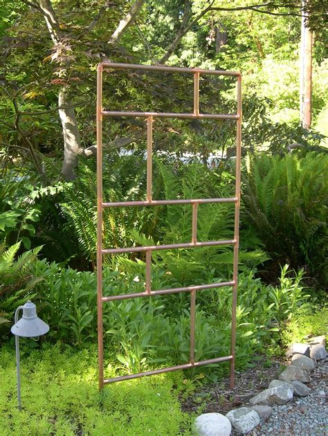 Garden Trellis Designs by This One Is 5 By 3 Wide And Is Made Of 3 4