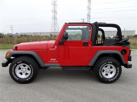 2005 Jeep Wrangler Reviews by 2005 Jeep Wrangler News Reviews Msrp Ratings With