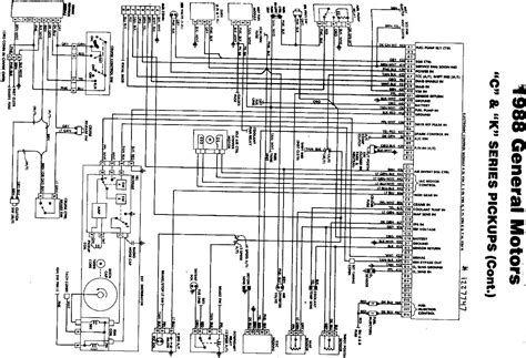1989 Chevy 1500 Battery Wiring Diagram 5 best images of 1993 chevy silverado radio wiring diagram