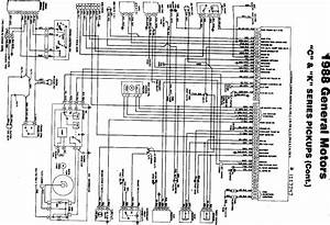 5 Best Images Of 1993 Chevy Silverado Radio Wiring Diagram