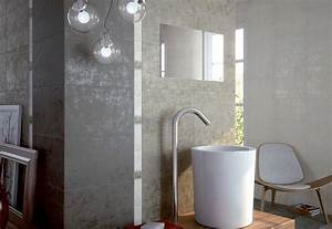 faience tibet marengo effet beton cire 25x40 carrelage With nuancier peinture couleur taupe 4 beton cire marron taupe pour sol et mur marengo