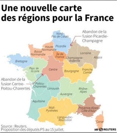 Carte Nouveau Monde Conseil Régional Auvergne by L Assembl 233 E Nationale Adopte La Nouvelle Carte De 224