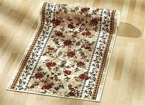 Läufer Meterware 80 Cm Breit : l ufer in wunschl nge verschiedene farben teppiche bader ~ Markanthonyermac.com Haus und Dekorationen