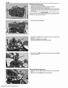 1998-2005 Ktm 400-660 Lc4 Paper Engine Repair Manual