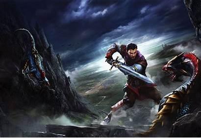 Risen Titan Lords Wallpapers Ps4 Risen3 Playstation