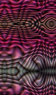 Psuedo 3D Abstract Alien Wallpaper Texture 01 by ...