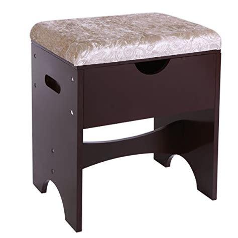 vanity bench stool bewishome vanity bench piano seat makeup stool with