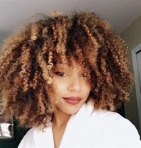 tips  successfully coloring natural hair curlynikki