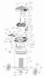 Powermate Cl0551109 Parts List And Diagram   Ereplacementparts Com