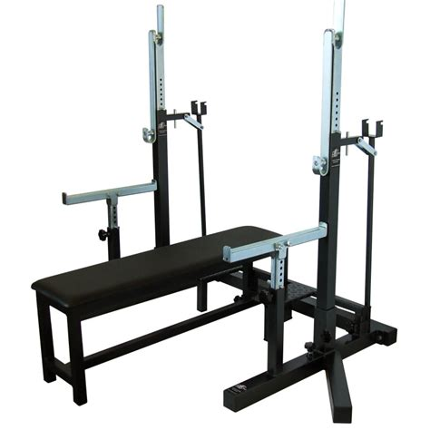 Competition Powerlifting Rack Silver Bullet Power Gear