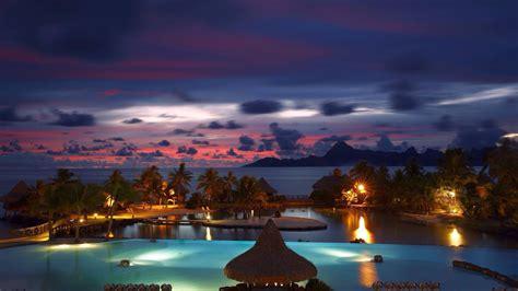 piscine dans la chambre tahiti le monde en photo