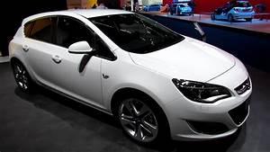 2014 Opel Astra Ecoflex