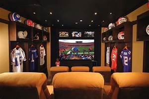 Ultimate man caves finds for Sports man cave