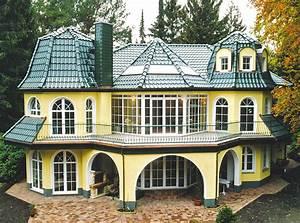Haus Mit Veranda Bauen : haus mit mansarddach bauen villen architektenh user ~ Sanjose-hotels-ca.com Haus und Dekorationen