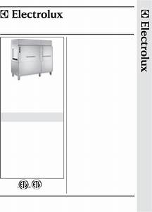 Electrolux Dishwasher Wt66bl208 User Guide