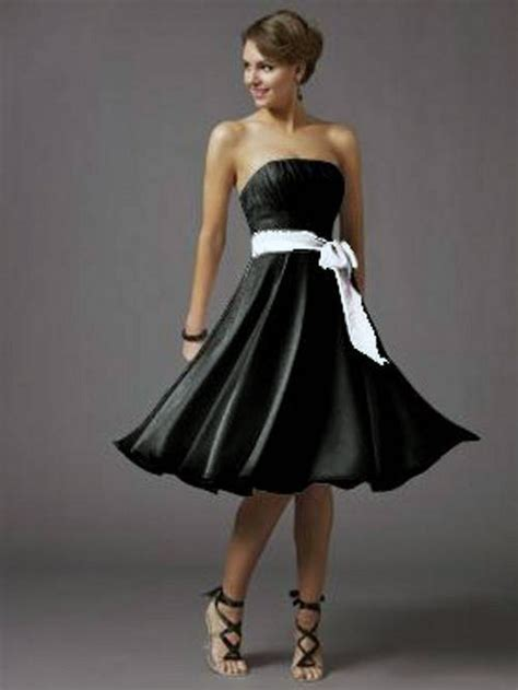 Short Black Dresses Strapless Ideas Pictures : Fashion Gallery