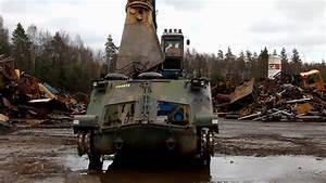 Stena Solutions -  U00c5tervinning Av Pansarbandvagnar I Vislanda