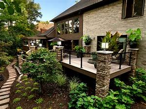 Outdoor Spaces - Traditional - Deck - cincinnati - by
