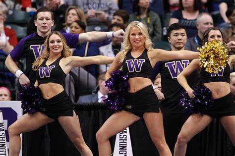 university  washington cheerleader dos  donts