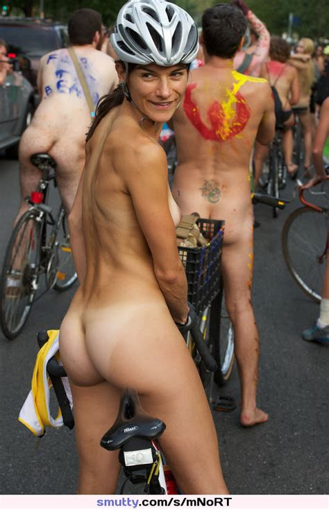 World Naked Bike Ride Wnbr Wnbrhottie Ass Smutty Com
