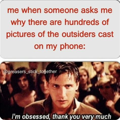 The Outsiders Memes - 17 best images about the outsiders on pinterest rob lowe brother and my friend