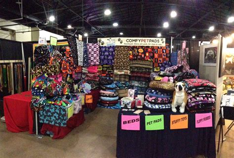 Pet supply store and grooming in denver co. Booth set up for the Denver Pet Expo, August 16, 2014 ...