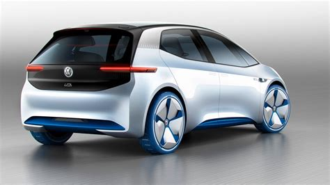 Vw To Launch Electric Car-sharing Platform In 2019