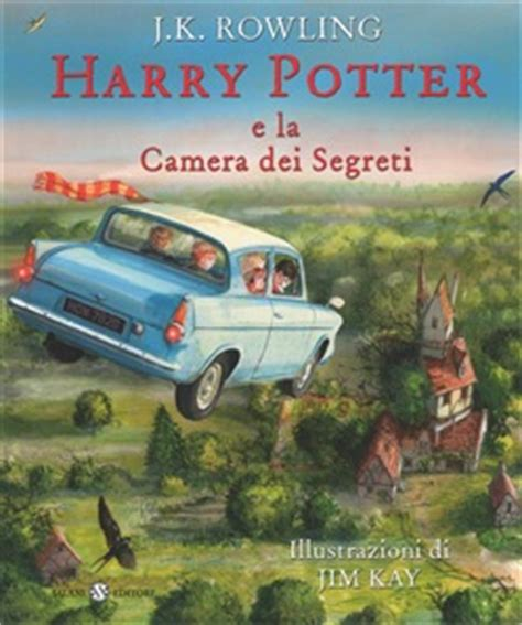 libro harry potter  la camera dei segreti vol
