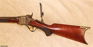 1874 Sharps Cre... Sharps Rifle