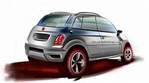Fiat Saint Maximin : fiat 500 suv ~ Gottalentnigeria.com Avis de Voitures