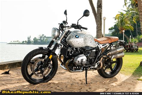 Bmw R Nine T Picture by Bmw R Nine T Scrambler Test Review Appeal