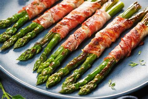 asperge  baconune recette en toute simplicite bacon