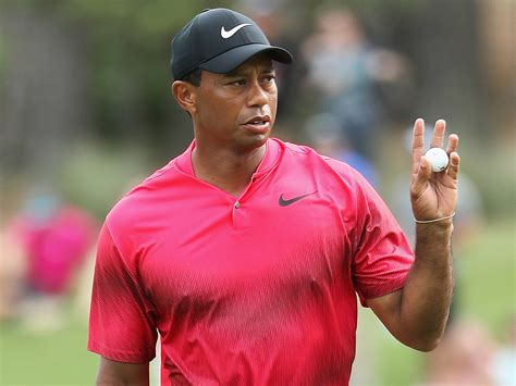 Tiger Woods' former trainer says Tiger used to have a ...