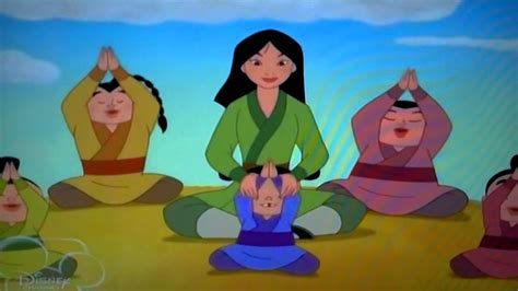 Mulan 2 Lesson Number One Malay Youtube