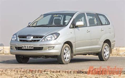 Used Toyota Innova Price in India