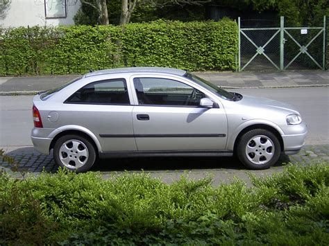 Opel Astra 2000 by Opel Astra G Edition 2000 1 6l 16v X16xel Bj 2000 Details