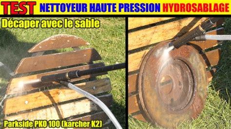 nettoyeur haute pression parkside lidl phd 100 1450w e2 test avis prix notice et caractristiques