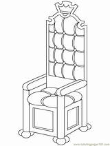 Throne Chair Coloring Pages Fantasy Royal Template Royalti King Religions Printable Cartoon Coloringpages101 Sketch Chairs Table Getcoloringpages Bible Advertisement sketch template