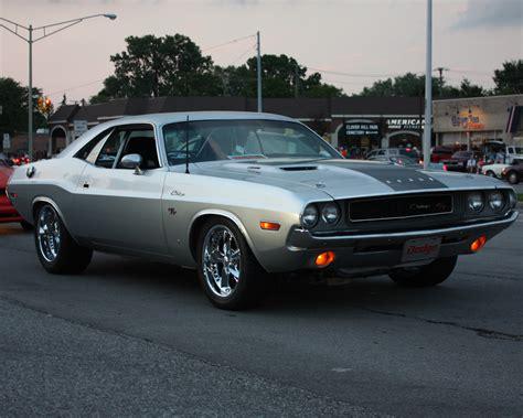 1969 Dodge Challenger RT