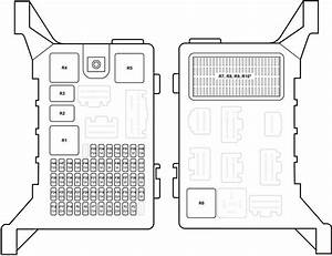 Jaguar X-type  2004 - 2009 - Fuse Box Diagram