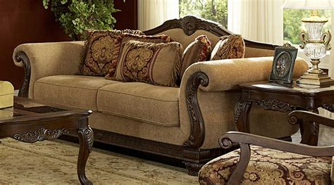 Fingerhut Bedroom Furniture by Homelegance Lambeth Sofa 5669 3