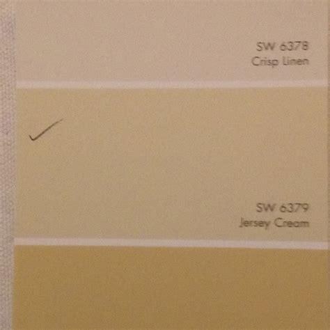 Jersey cream 6379 sherwin Williams   Entryway   Pinterest