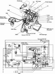 1997 Toyota Camry Vacuum Diagram  U2022 Wiring Diagram For Free