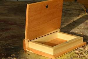 Make a wooden book keepsake box Woodworking for Mere Mortals