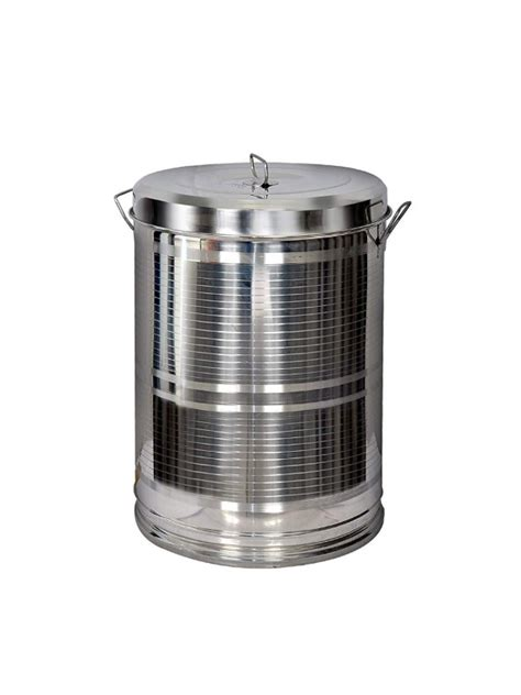 steel dabba steel pawali steel canister set aquirios solution india private limited